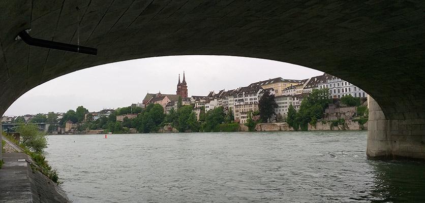 Altstadt-Führung in Basel